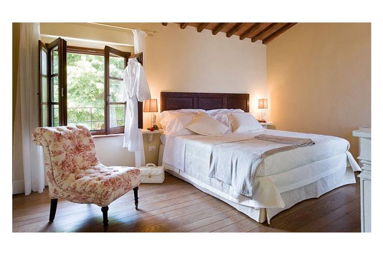 Guest Room - Borgo I Vicelli Country Relais - Bagno a Ripoli