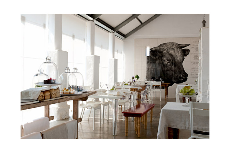 Restaurant - Babylonstoren - Franschhoek