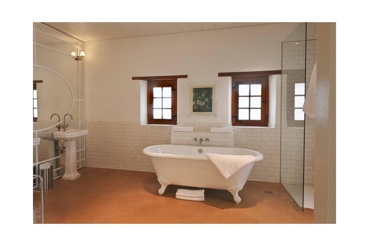 Bathroom - Babylonstoren - Franschhoek