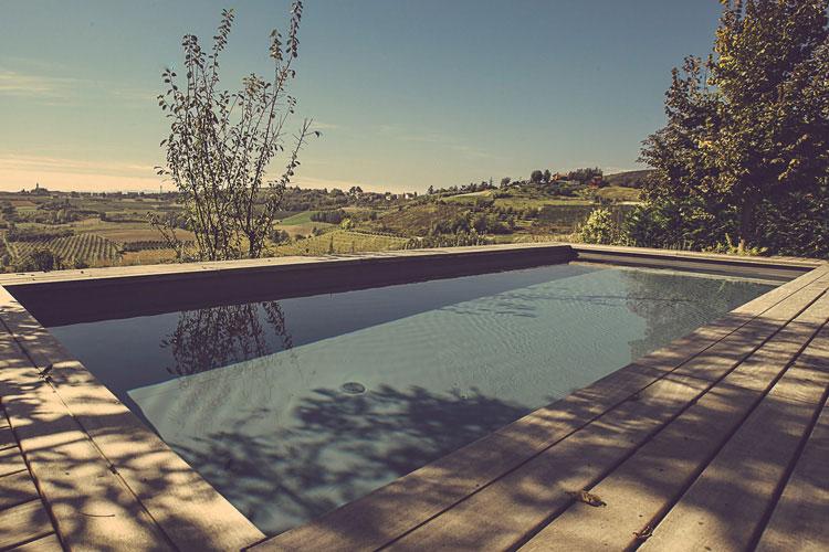 Pool - Cà Alfieri al Trenta - Govone