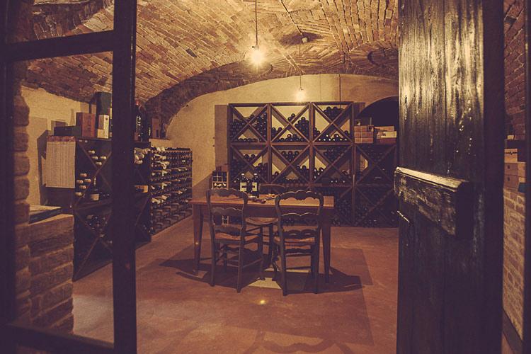 Wine Cellar - Cà Alfieri al Trenta - Govone