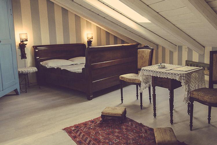Jolanda Room - Cà Alfieri al Trenta - Govone
