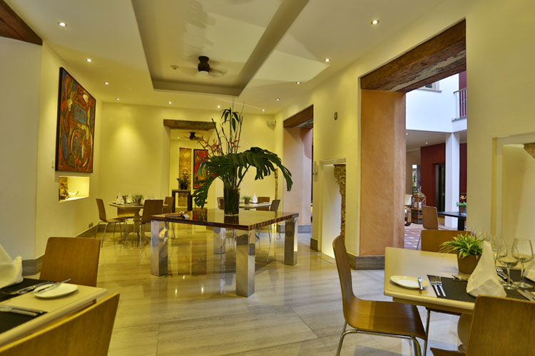 Dining Room - Billini Hotel - Santo Domingo