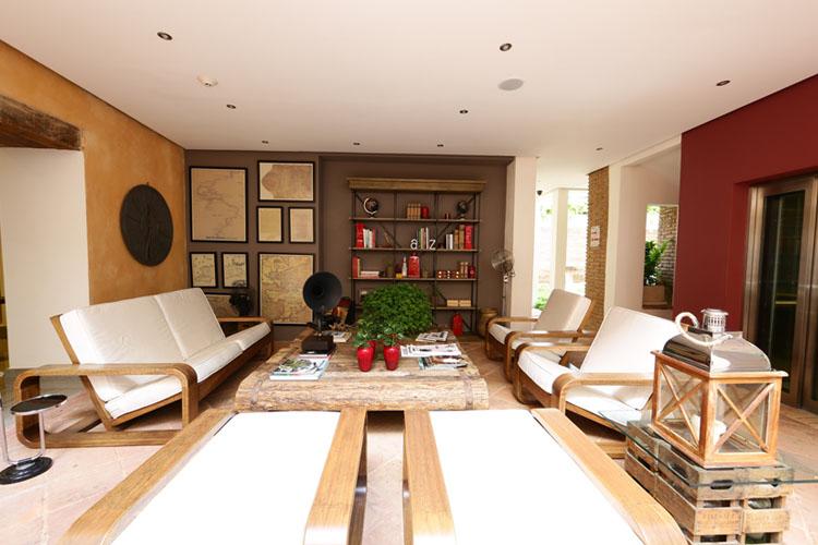 Living Room - Billini Hotel - Santo Domingo
