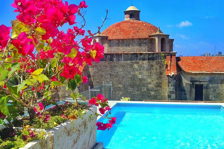 Pool - Billini Hotel - Santo Domingo