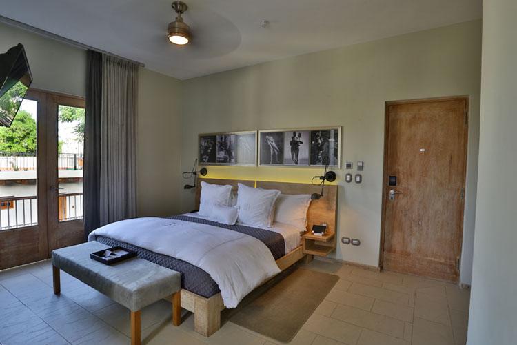 Terrace Executive Suite - Billini Hotel - Santo Domingo