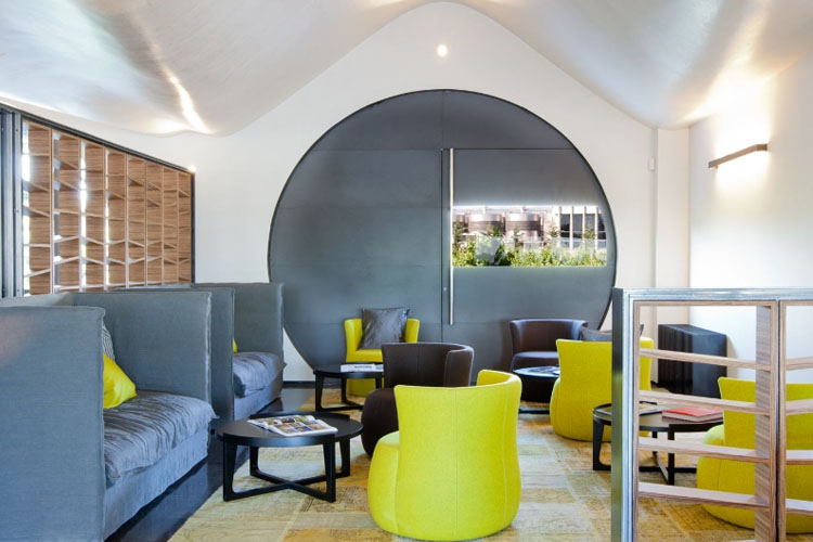 Living Room - Cava & Hotel Mas Tinell - Vilafranca del Penedès