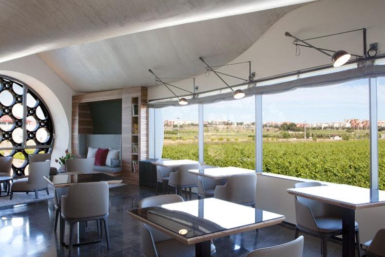 Restaurant - Cava & Hotel Mas Tinell - Vilafranca del Penedès