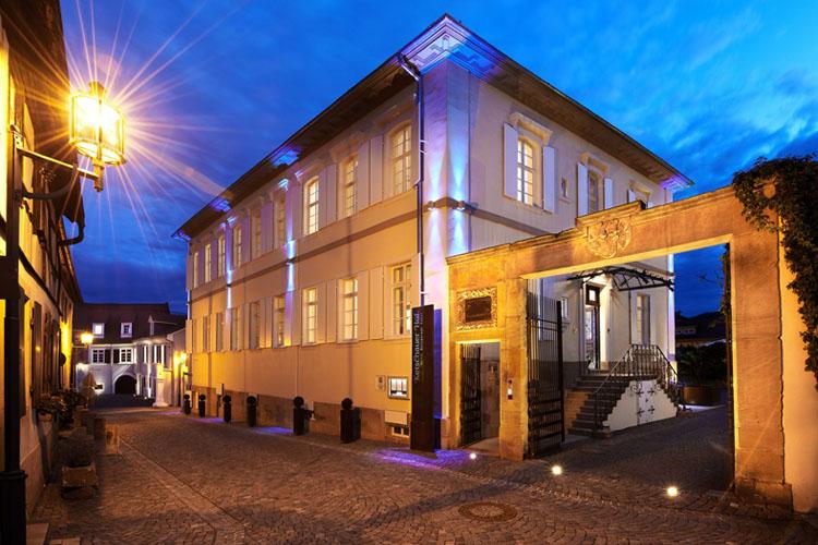 Ketschauer hof ein boutiquehotel in deidesheim for Small great hotels