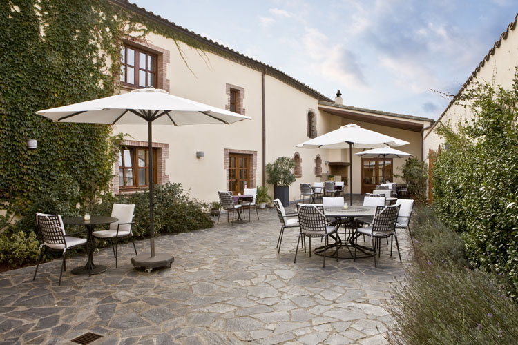 Terrace - Boutique Hotel Can Pico - Costa Brava