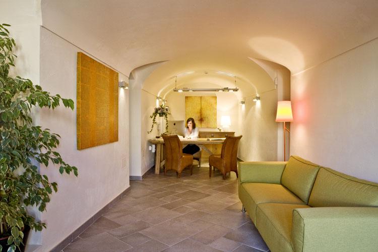 Reception - Boutique Hotel Can Pico - Costa Brava