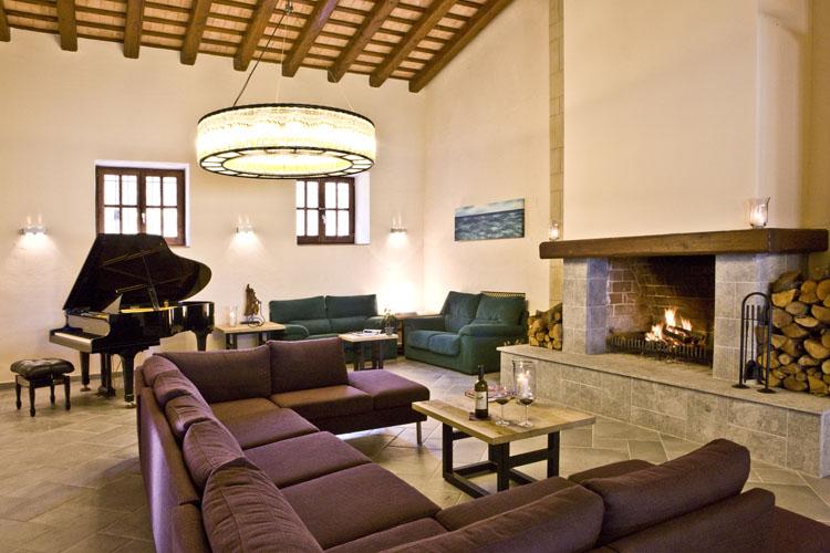 Living room - Boutique Hotel Can Pico - Costa Brava