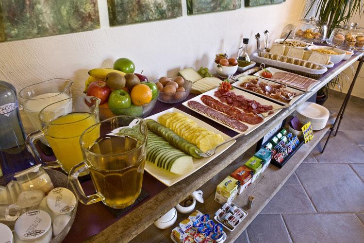 Breakfast - Boutique Hotel Can Pico - Costa Brava