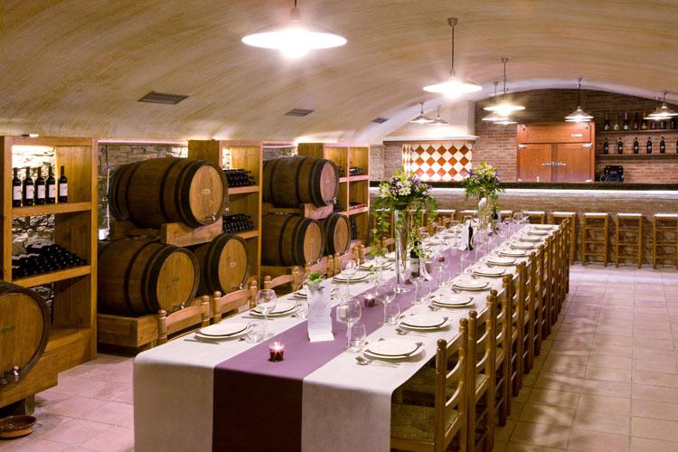 Wine Cellar - Boutique Hotel Can Pico - Costa Brava