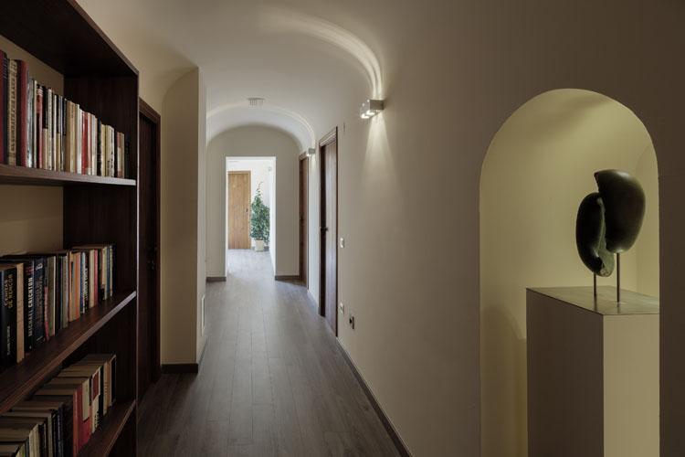 Corridor - Boutique Hotel Can Pico - Costa Brava
