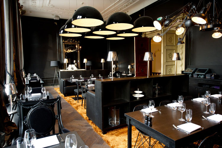 The Great Room - Canal House Hotel - Amsterdam