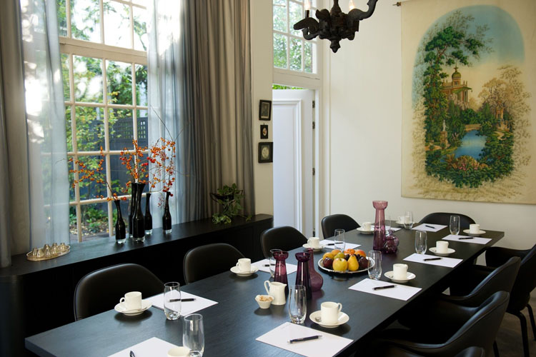 Meetings - Canal House Hotel - Amsterdam