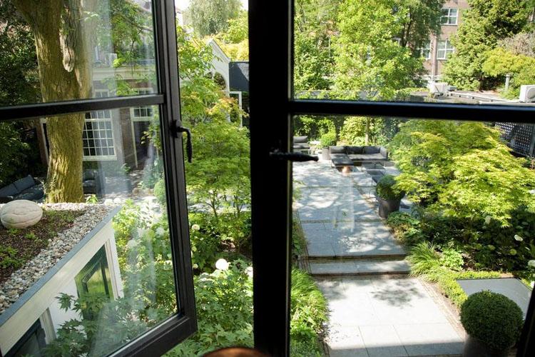 Garden - Canal House Hotel - Amsterdam
