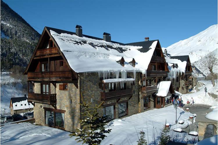 Hotel in winter - Hotel de Tredòs - Tredòs
