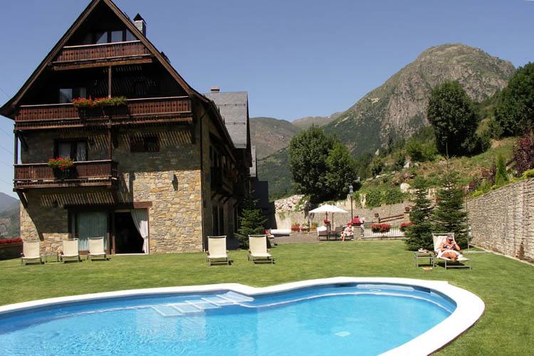 Pool - Hotel de Tredòs - Tredòs