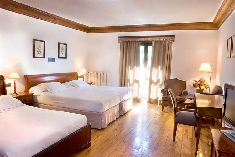 Junior Suite - Hotel de Tredòs - Tredòs