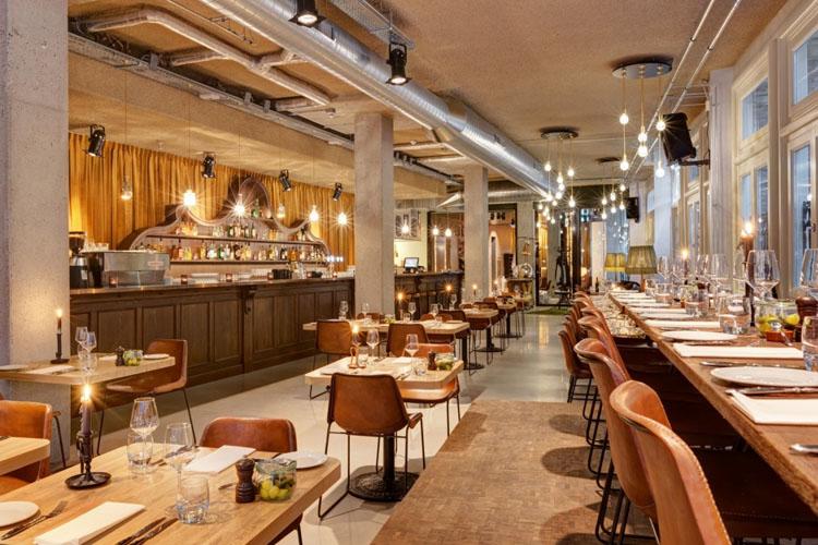 Restaurant - Hotel V Nesplein - Amsterdam
