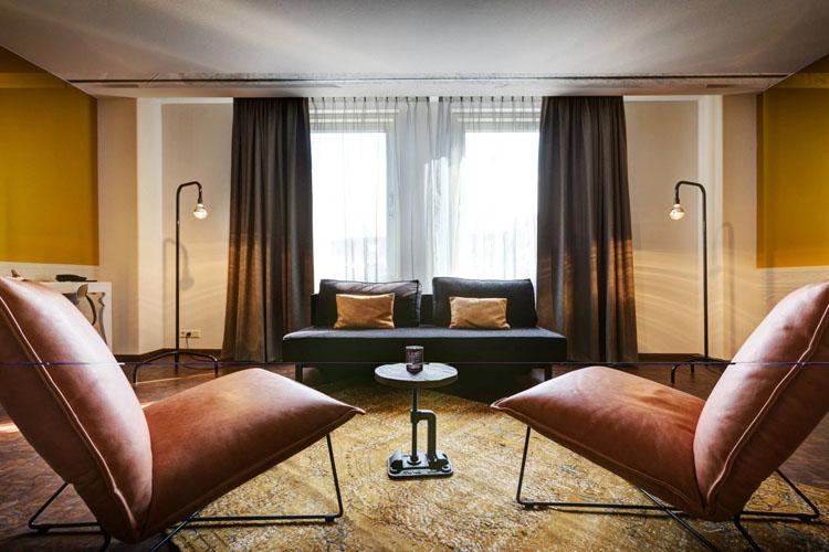 V Suite Room - Hotel V Nesplein - Amsterdam
