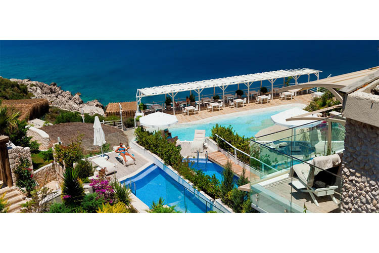 Pool - Peninsula Gardens Hotel - Kas