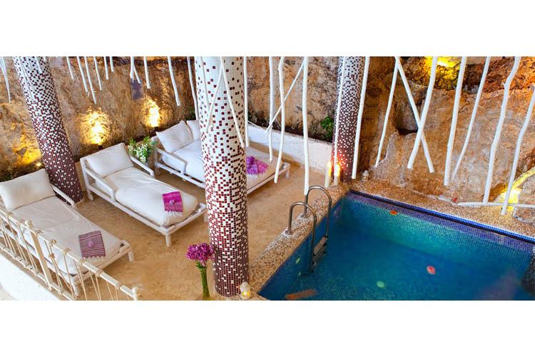 Spa - Peninsula Gardens Hotel - Kas