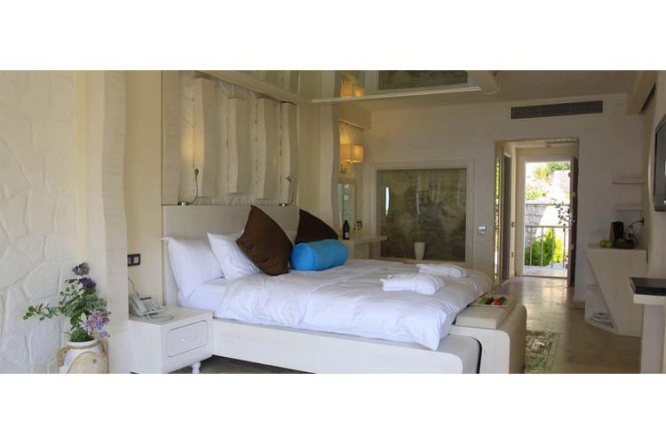 Sea View Room (Diamond) - Peninsula Gardens Hotel - Kas