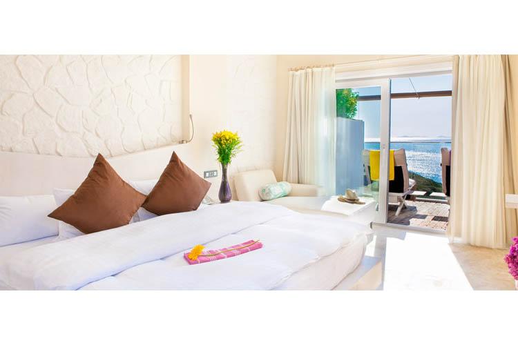 Sea View Room (Ivory) - Peninsula Gardens Hotel - Kas