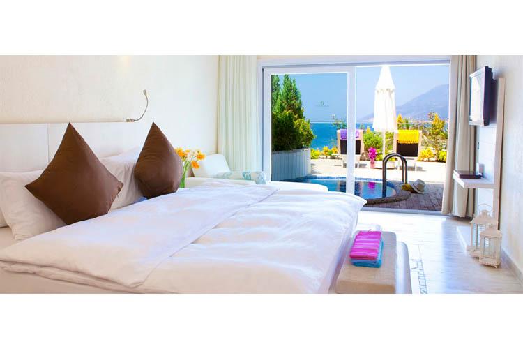 Superior Room (Opal) - Peninsula Gardens Hotel - Kas