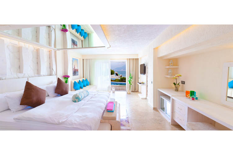 Junior Suite - Peninsula Gardens Hotel - Kas