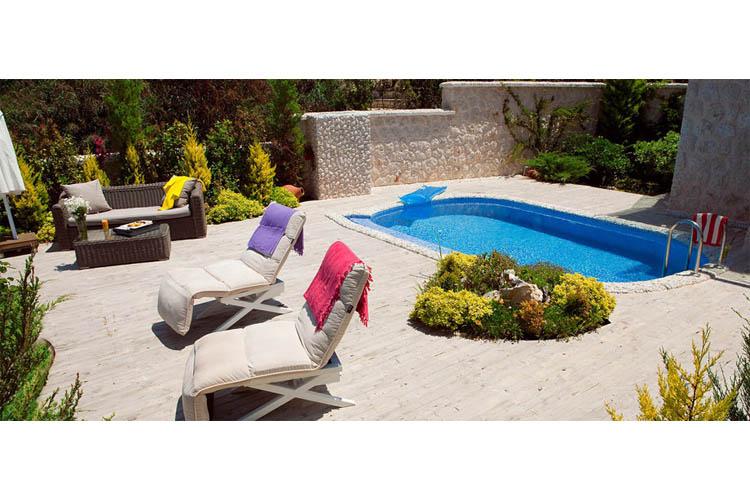 Signature Junior Suite (Terrace) - Peninsula Gardens Hotel - Kas