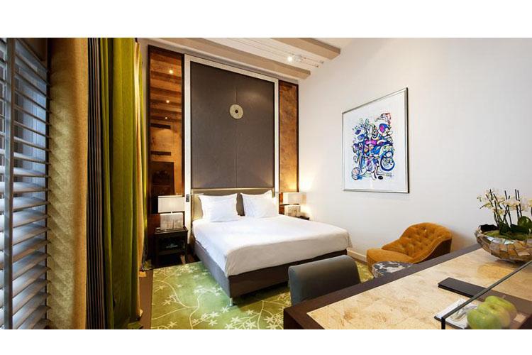 Duplex Room - The Dylan Amsterdam - Amsterdam