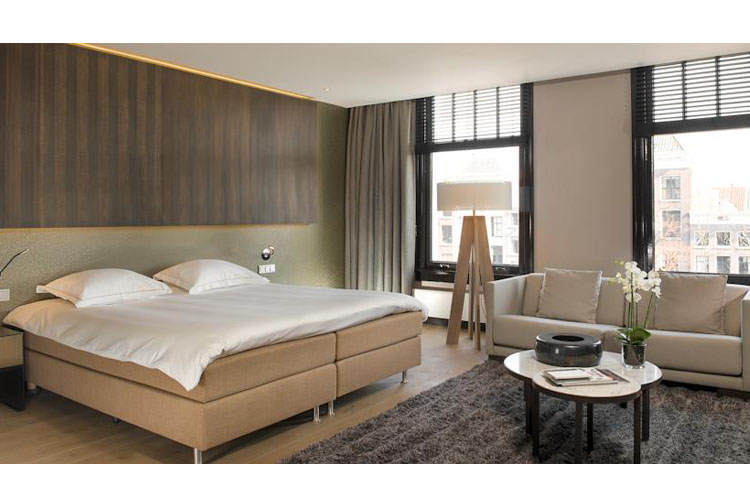 Junior Suite - The Dylan Amsterdam - Amsterdam