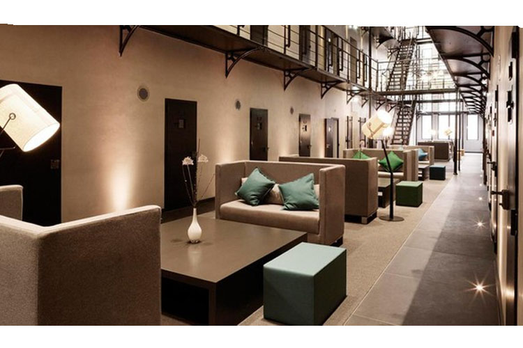 Corridor - Het Arresthuis - Roermond