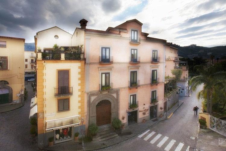 Palazzo Marziale, a boutique hotel in Sorrento Coast