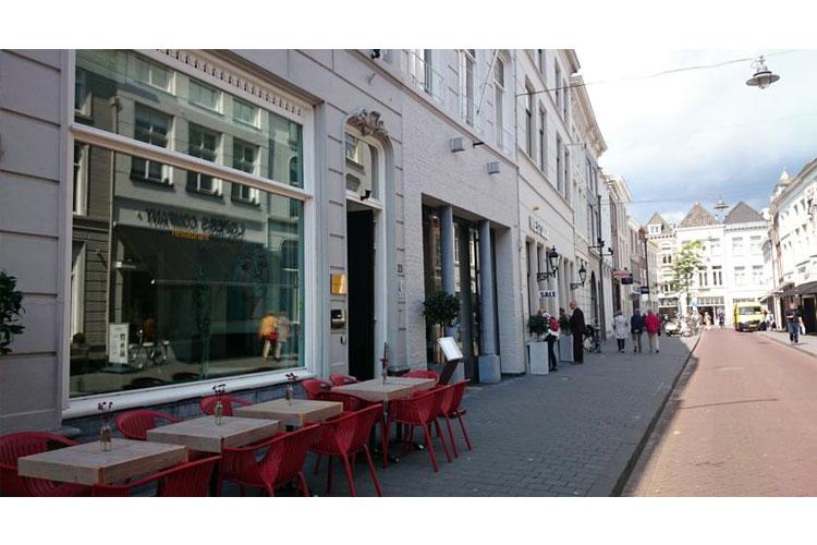 Facade - Bossche Suites - Den Bosch