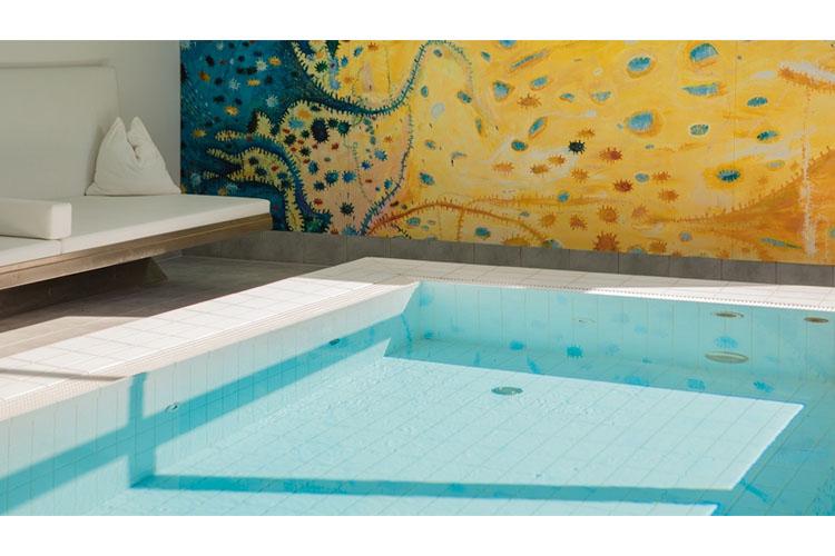 Pool - Augartenhotel - Graz