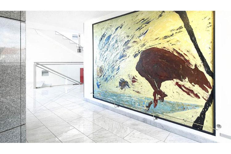 Corridor - Augartenhotel - Graz