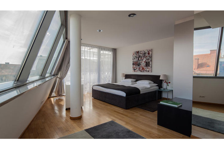 Double Medium - Augartenhotel - Graz