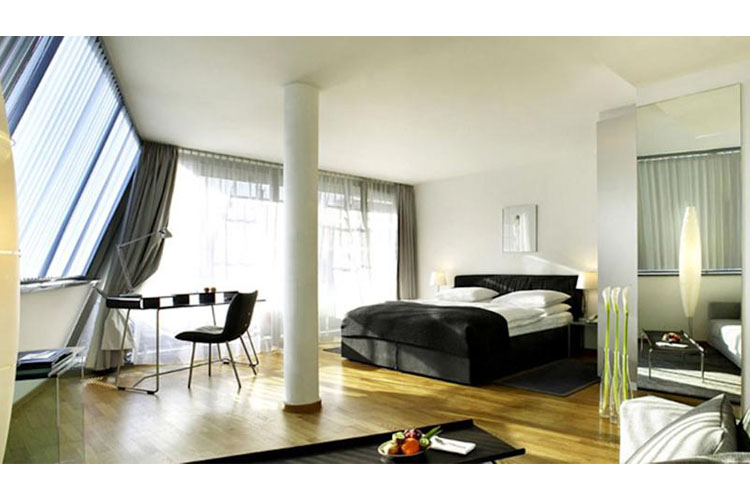 Double Large - Augartenhotel - Graz