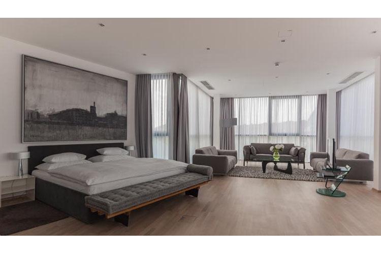 Penthouse - Augartenhotel - Graz