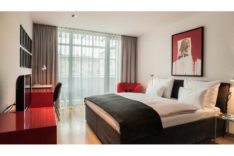 Business Room - Augartenhotel - Graz