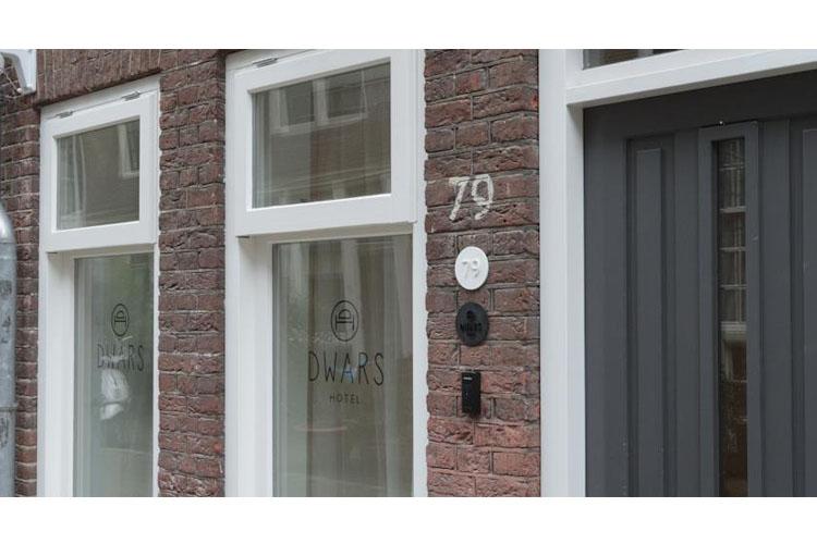 Hotel Dwars Amsterdam : Hotel dwars a boutique hotel in amsterdam