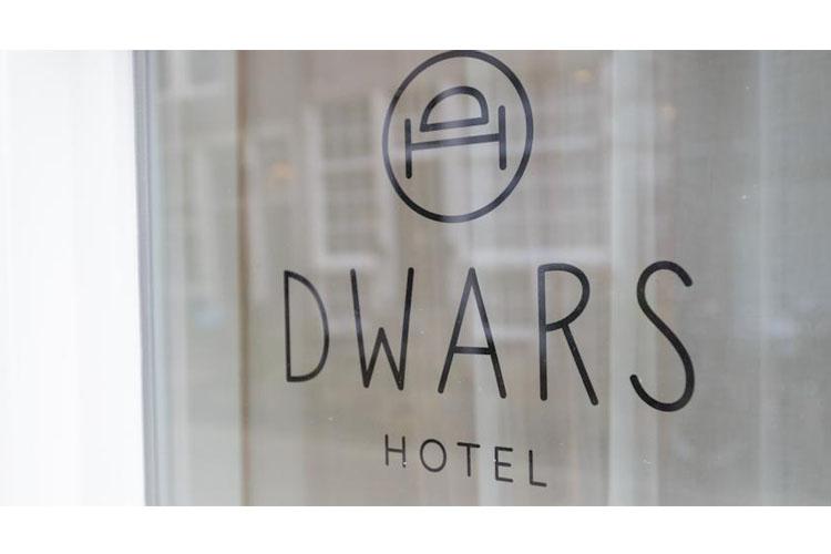 Hotel Brand - Hotel Dwars - Amsterdam