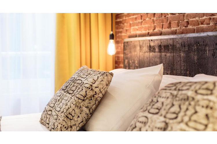 Room Detail - Hotel Dwars - Amsterdam