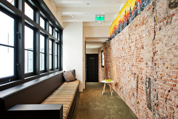 Corridor - Hotel IX Amsterdam - Amsterdam