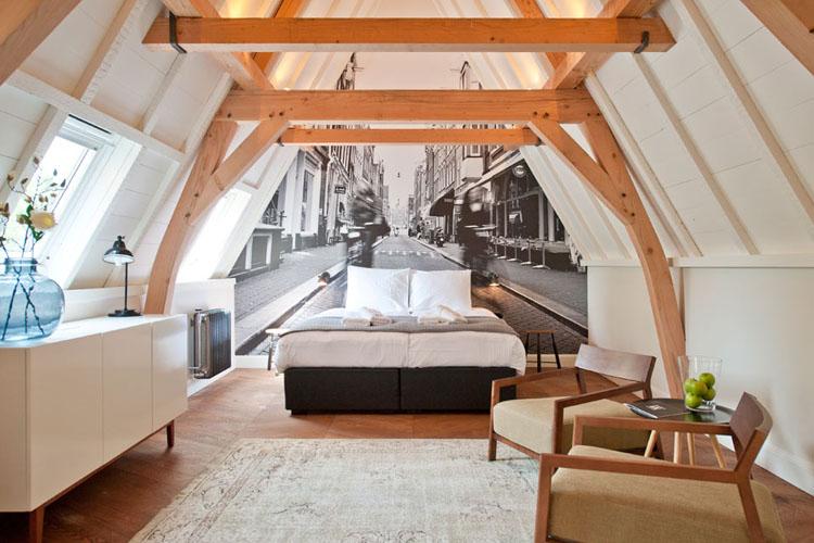 Wolvenstraat Suite - Hotel IX Amsterdam - Amsterdam